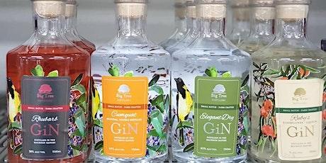 Big Tree Gin Masterclass tickets