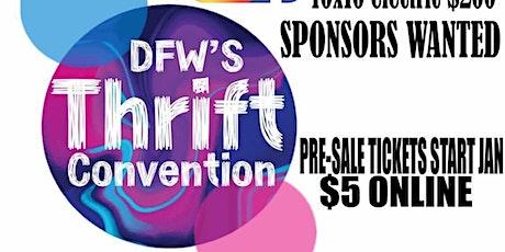 dfws Thrift Convention tickets