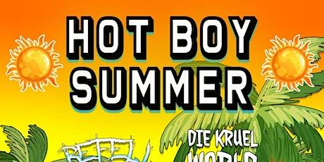 Hot Boy Summer tickets