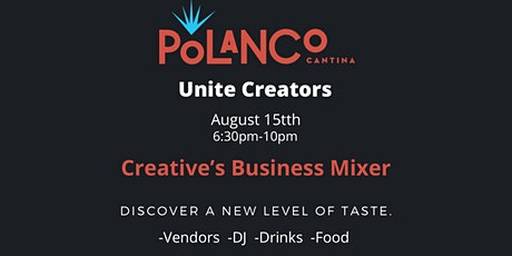 Creative's Business Mixer tickets