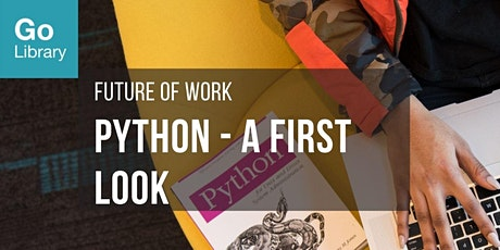 Python – A First Look | Future of Work tickets