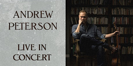 Andrew Peterson's Evening Concert tickets