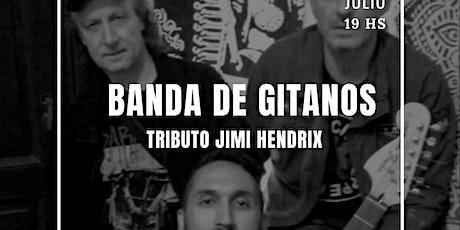 BANDA DE GITANOS | TRIBUTO A HENDRIX tickets