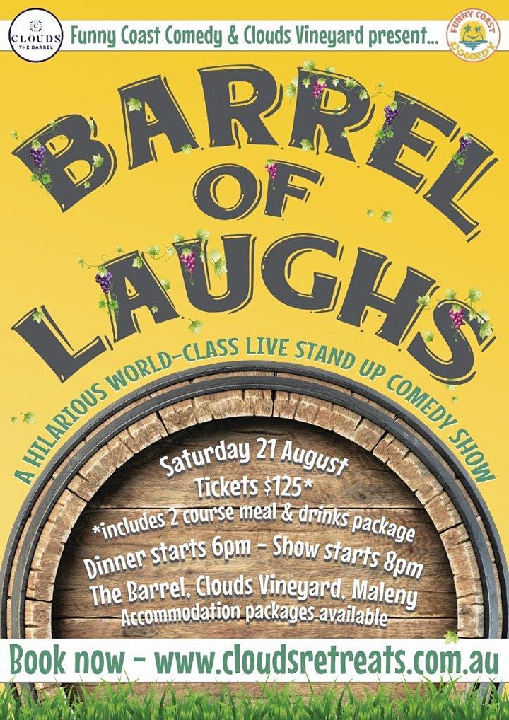 Barrel of Laughs image