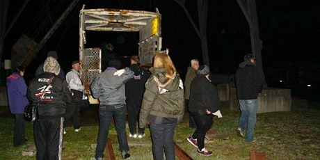 PAY ME Lithgow Mine Interactive Ghost Hunt tickets