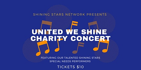 United We Shine Charity Concert tickets