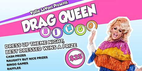 DRAG QUEEN Bingo Is On The Gold Coast - ADULTS ONLY! tickets