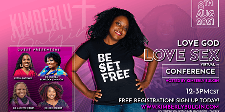 The Love God, Love Sex Conference All Access Pass tickets