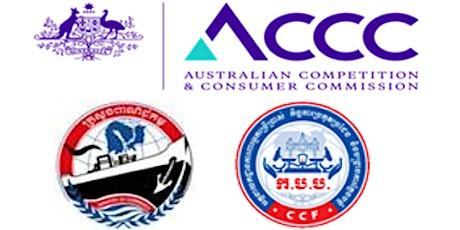 Cambodia-Australia Consumer Protection Partnership – Pyramid Schemes tickets
