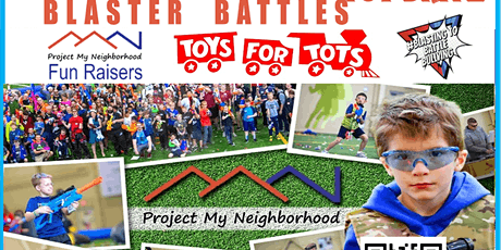 Pop Up Rec Fest Toys For Tots Battle tickets