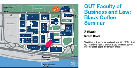 QUT Faculty of Business and Law – Black Coffee Seminar tickets