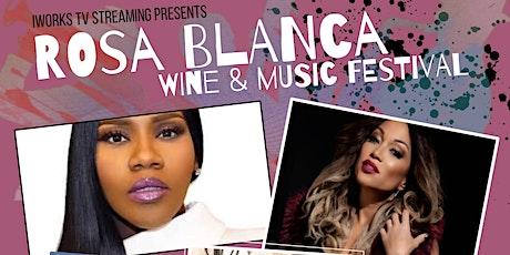 Rosa Blanca Wine & Music Festival tickets
