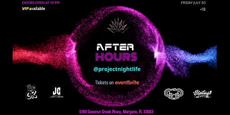AFTER HOURS // Presented by ProjectNightlife @ TQLA Station tickets