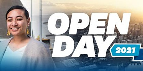 Open Day 2021 tickets