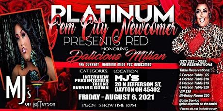 Platinum Gem City Newcomer Pageant tickets
