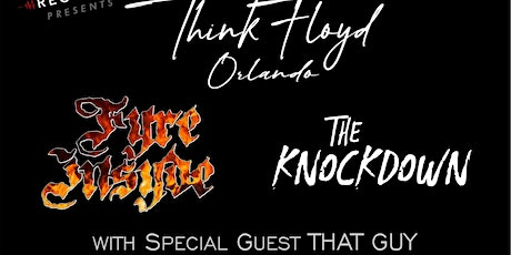 Rock Out Records Presents Think Floyd : FYRE INSYDE with the KnockDown tickets