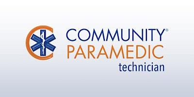 Community Paramedic Technician Curriculum©(CPT)