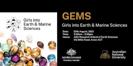 GEMS 2021 - Girls into Earth & Marine Sciences tickets