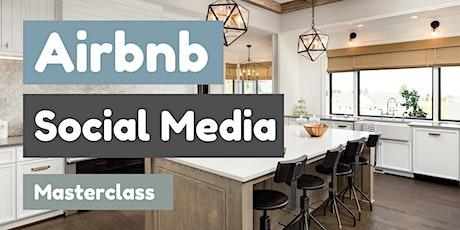 Airbnb Social Media Masterclass tickets