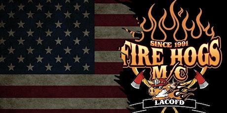 LACoFD Fire Hogs Annual Memorial Ride tickets