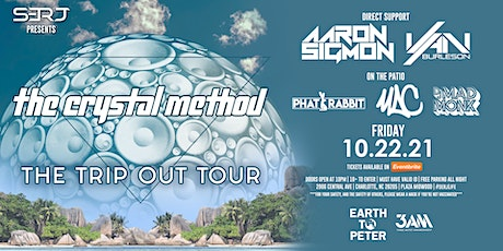 The Trip Out Tour- THE CRYSTAL METHOD tickets