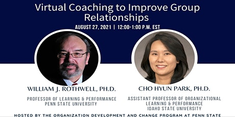 Webinar 17: Virtual Coaching to Improve Group Relationships billets