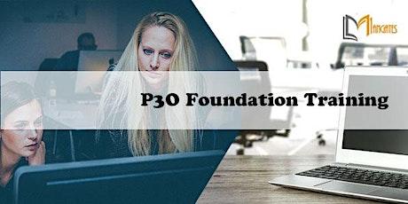 P3O Foundation 2 Days Training in Bern tickets