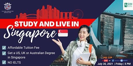 Study and Work in Singapore tickets