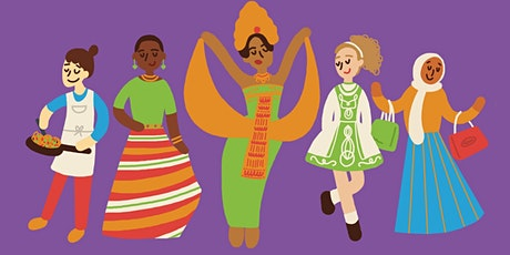 BLOOM: Celebrating ALL women, multicultural unity & budding talent tickets