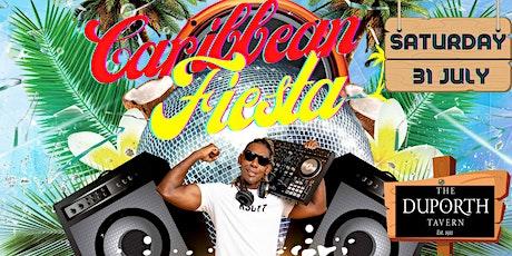 Caribbean Fiesta at the Duporth Tavern tickets
