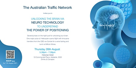 Australian Traffic Network presents Neuro Technology tickets