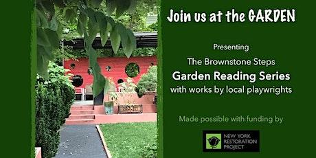 Brownstone Steps Garden Reading Series tickets