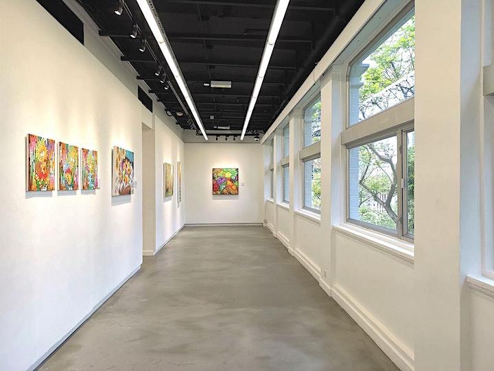 Alex Leung – Going Round the Twist – Contemporary Art Exhibition image