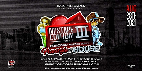 Freestyle vs House Mixtape Edition #3 tickets