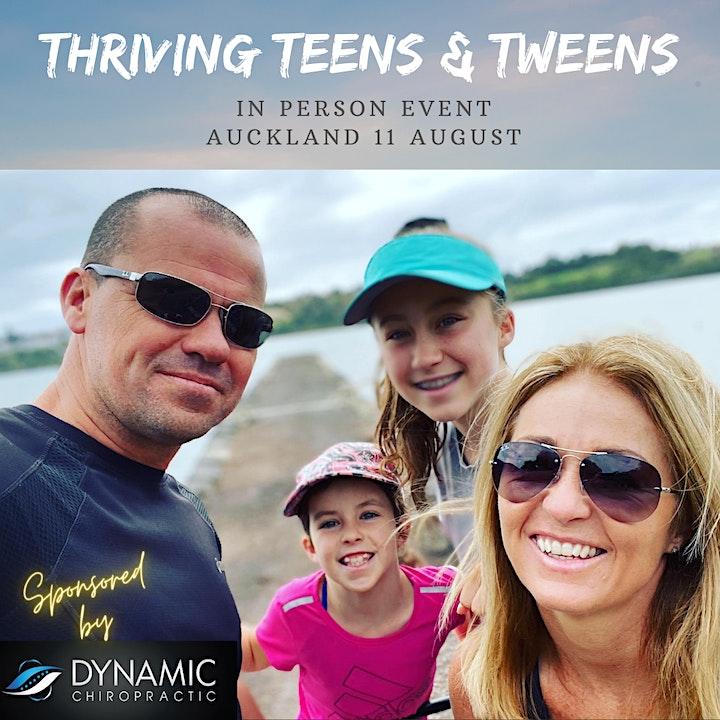 Thriving Teens & Tweens - Auckland image