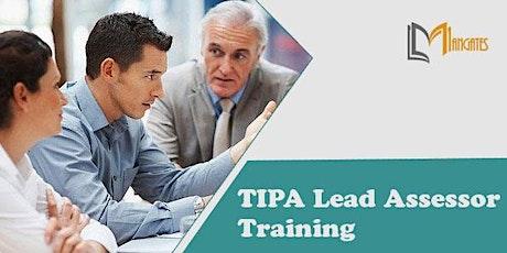 TIPA Lead Assessor 2 Days Training in Lausanne billets