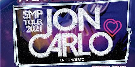 Jon Carlo ATLANTA - SMP TOUR tickets