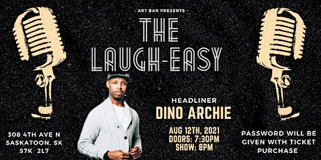 The Laugh-Easy tickets