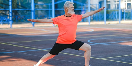 Preventing falls and Improving your Balance at Home tickets