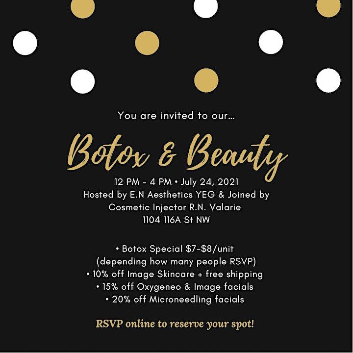 Botox & Beauty image