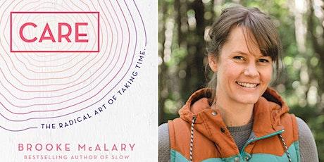 Tea Topics: 'Care' with Brooke McAlary tickets