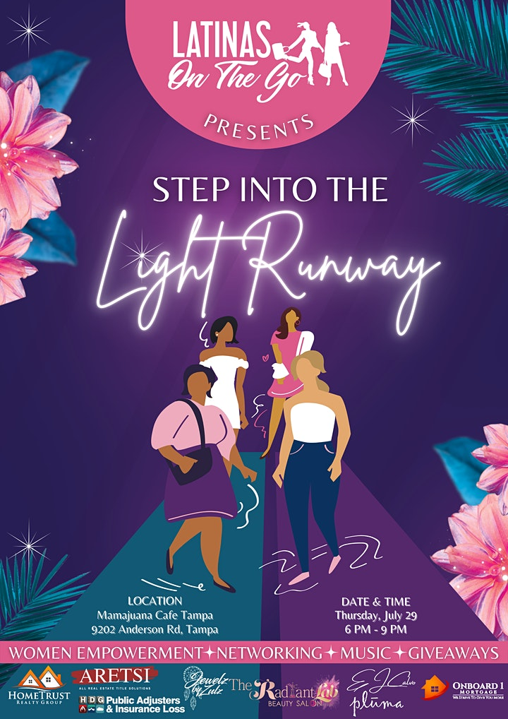 Step Into The Light Runway image