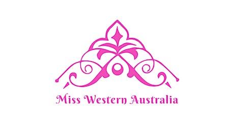 Miss Western Australia tickets