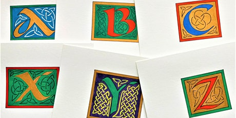 Calligraphy Intro + Decorated Letter tickets