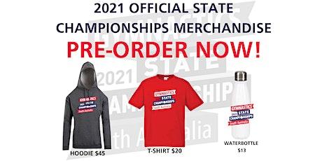 2021 AER State Championships Merchandise ingressos