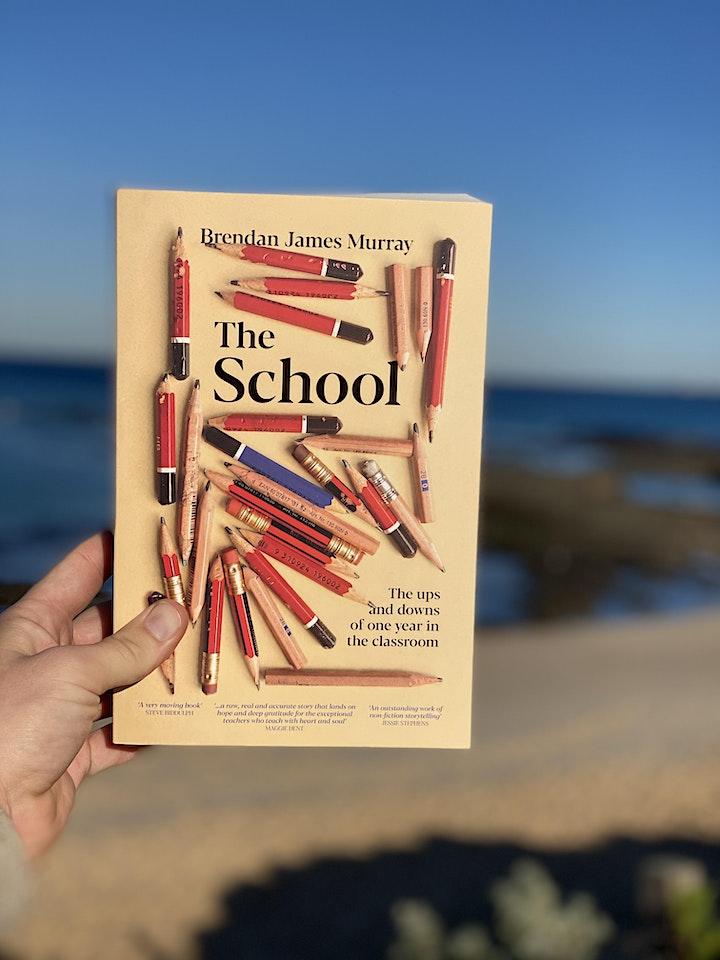 Words After Dark - 'The School'  by Brendan James Murray image