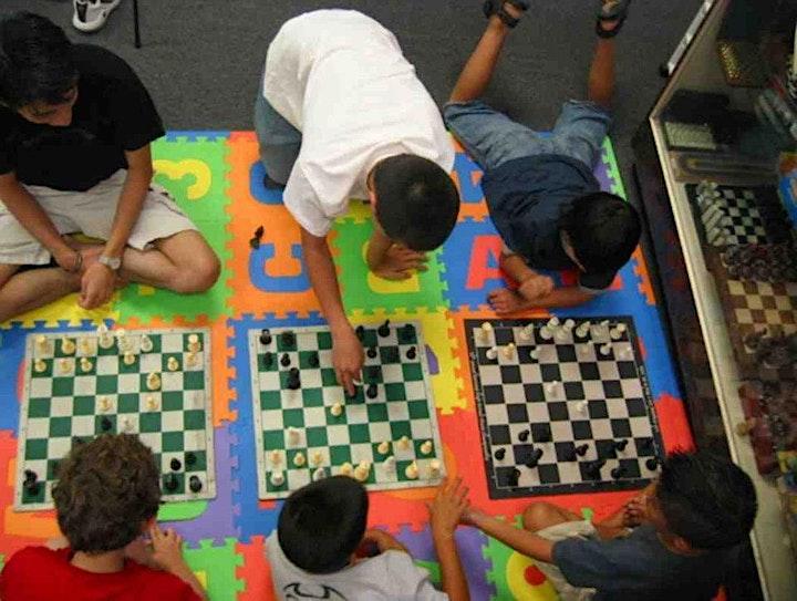 ChessPalace K-3rd Grade Beginner Chess Camp image