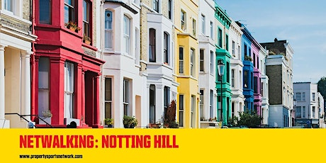 NETWALKING NOTTING HILL: Property networking in aid of LandAid tickets
