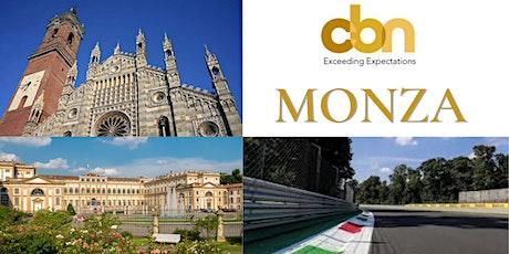 CBN MONZA e BRIANZA luogo ideale per aumentare il tuo giro di affari biglietti