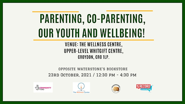 Parenting, Co-Parenting, Our Youth and Wellbeing ( Migrant Communities) image
